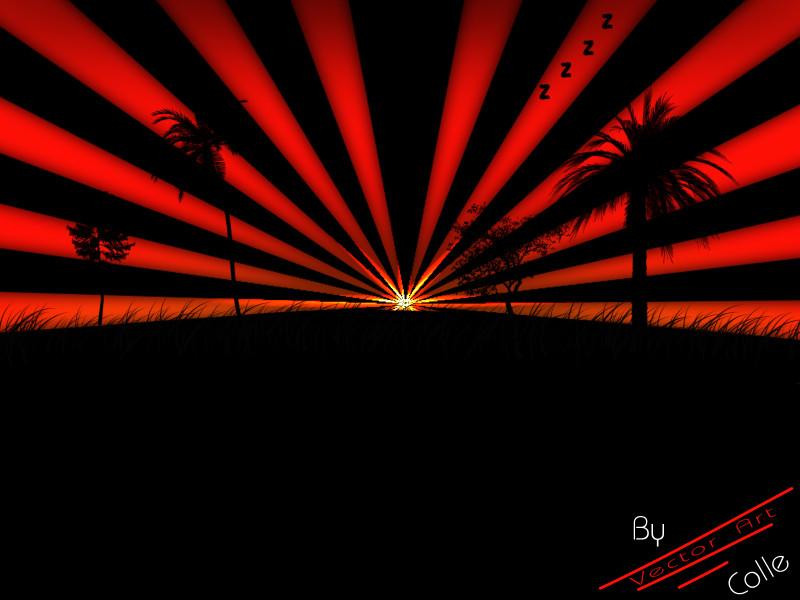 Sun Bright Art Wallpaper - Sun Bright Art Wallpaper