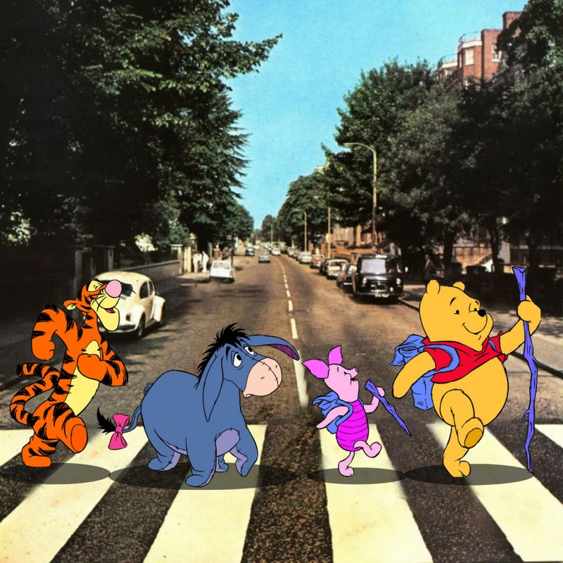 The Pooh Abbey Road Beatles - The Pooh Abbey Road Beatles