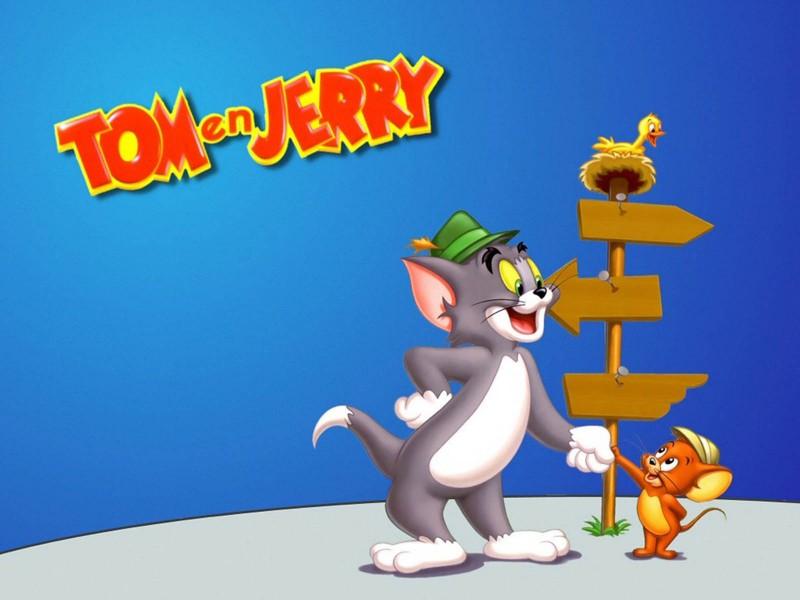 Tom And Jerry Cartoon - Tom And Jerry Cartoon
