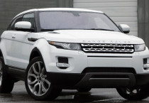 2014 Range Rover Evoque Sport - 2014 Range Rover Evoque Sport