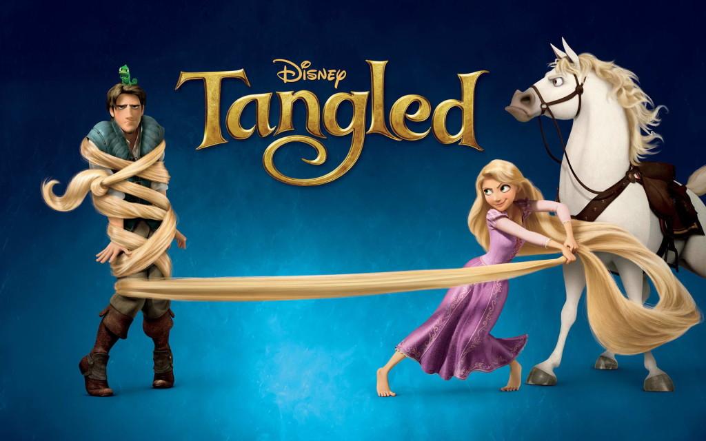 3D Rapunzel Tangled Wallpaper - 3D Rapunzel Tangled Wallpaper