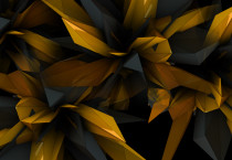 Abstract Polygon HD Wallpaper - Abstract Polygon HD Wallpaper