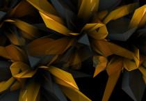Abstract Polygon HD Wallpaper - Abstract Polygon HD Wallpaper