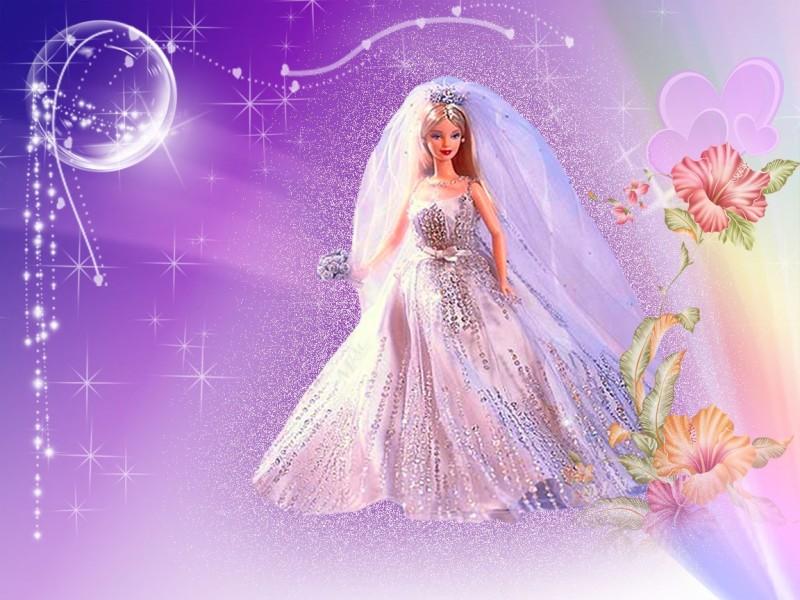 Barbie Wedding Gown - Barbie Wedding Gown