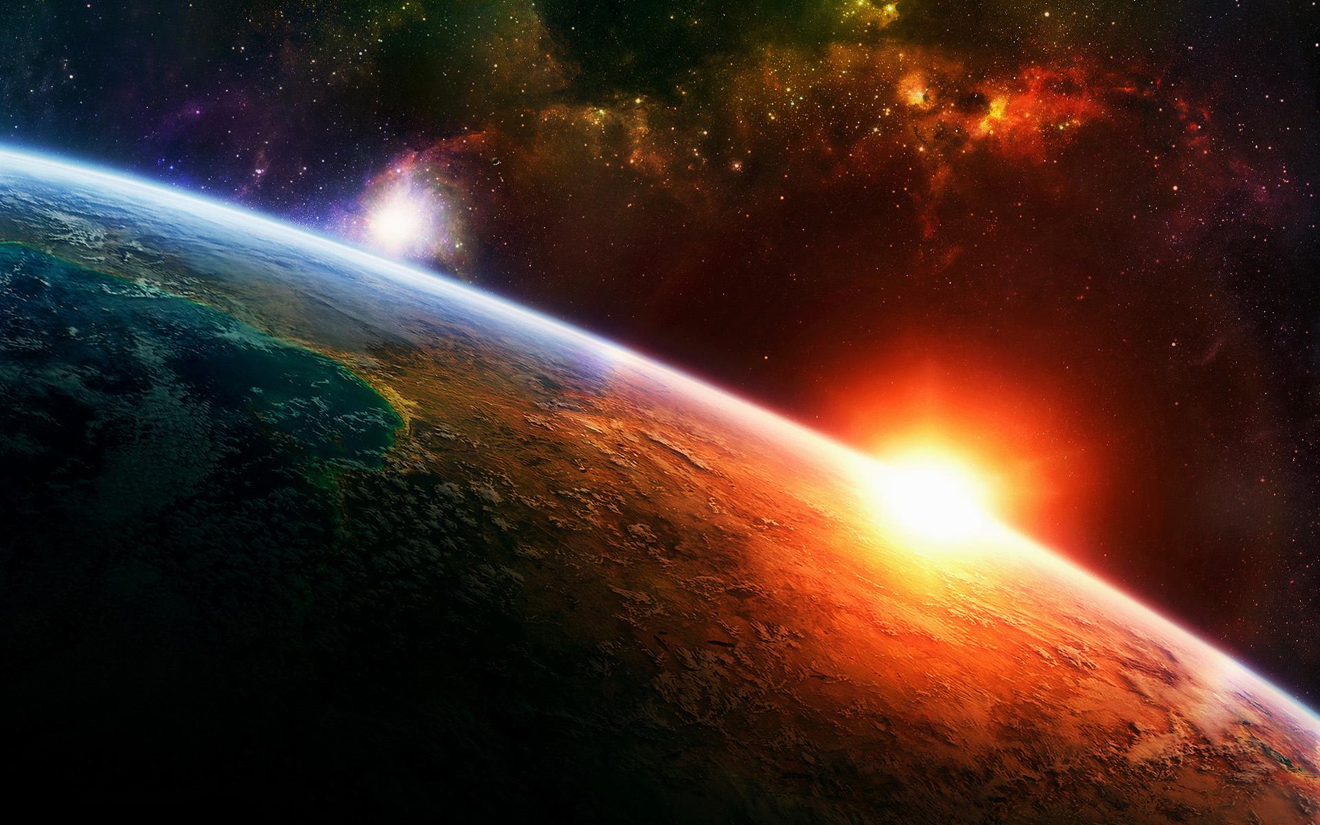 beautiful earth hd wallpaper space