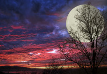 Beautiful Of Super Moon - Beautiful Of Super Moon