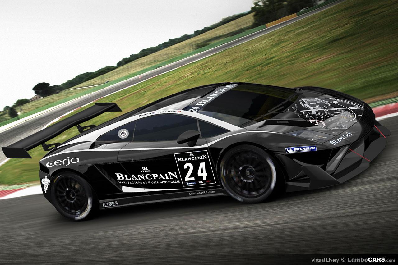Black Lamborghini Sport Car - Black Lamborghini Sport Car