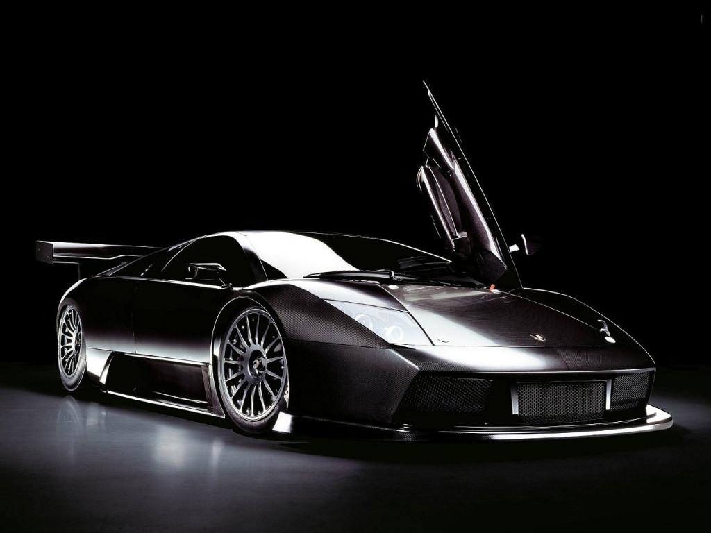 Black Lamborghini Wallpaper - Black Lamborghini Wallpaper