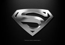 Black Superman Logos - Black Superman Logo