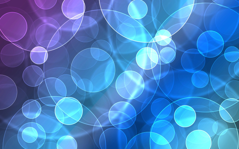 Circle Bokeh Wallpaper - Circle Bokeh Wallpaper