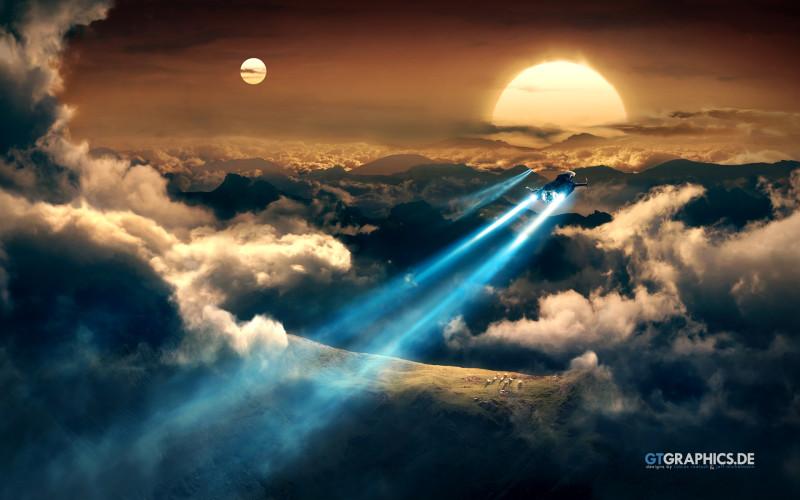 Cloud Flight - Cloud Flight