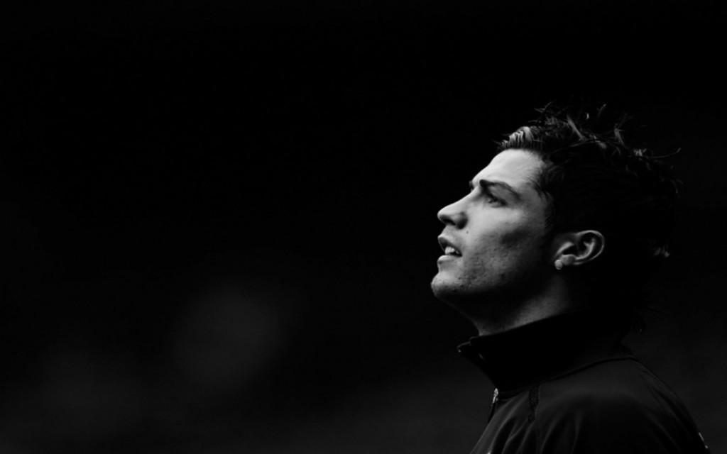 Cristiano Ronaldo Black HD - Cristiano Ronaldo Black HD