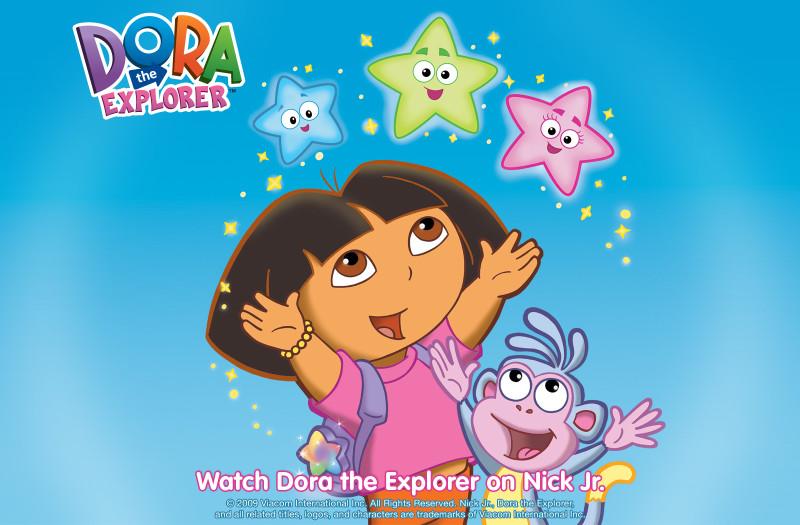 Dora The Explorer Wallpaper - Dora The Explorer Wallpaper
