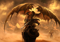 Fantasy Dragons Wallpaper - Fantasy Dragons Wallpaper