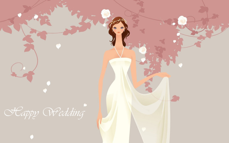 Happy Wedding Wallpaper - Happy Wedding Wallpaper