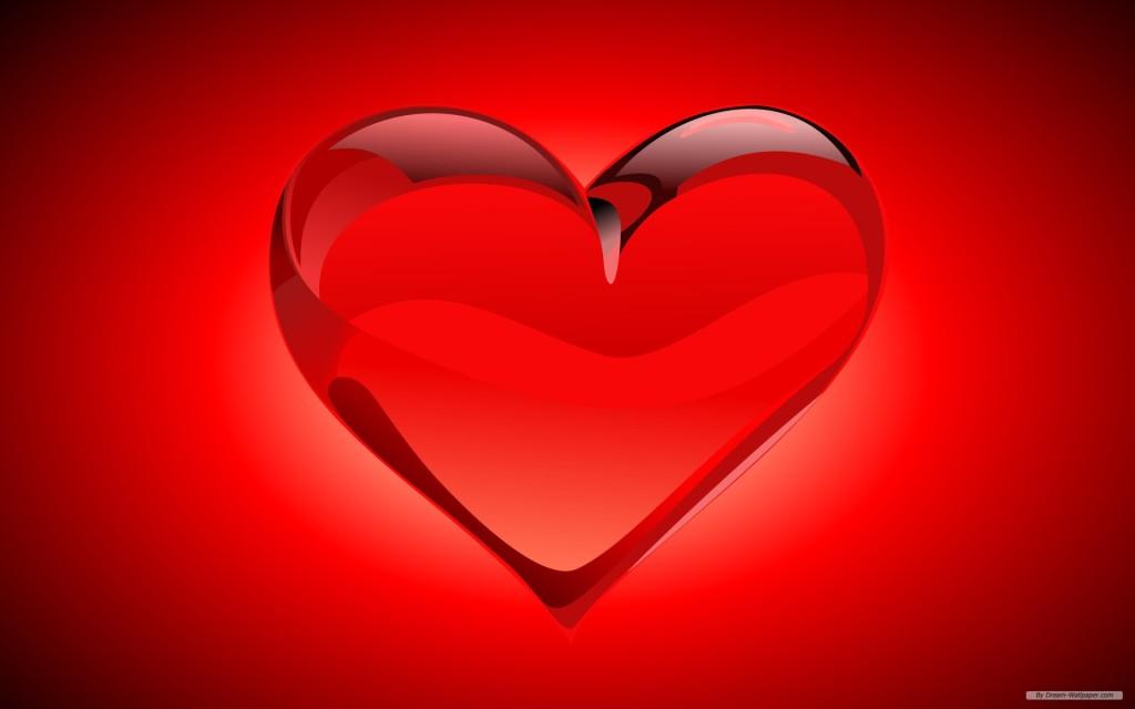Hot Shaped Of Love Wallpaper - Hot Shaped Of Love Wallpaper