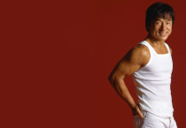 Jackie Chan Red Wallpaper - Jackie Chan Red Wallpaper