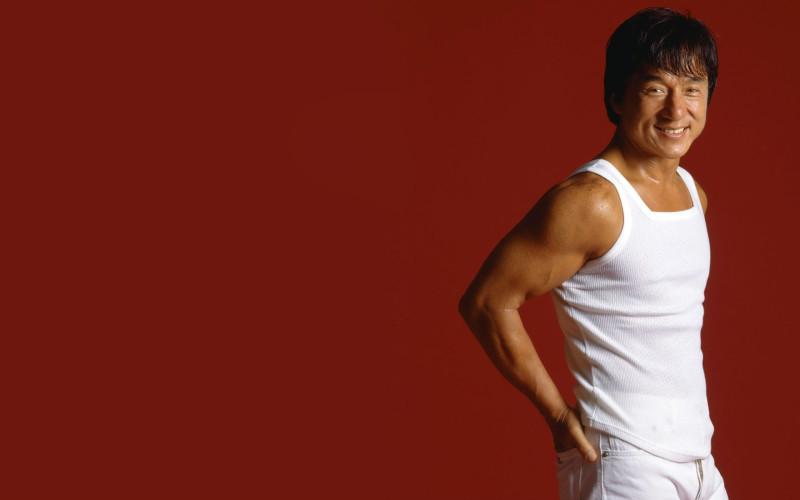 Jackie Chan Red Wallpaper - Jackie Chan Red Wallpaper