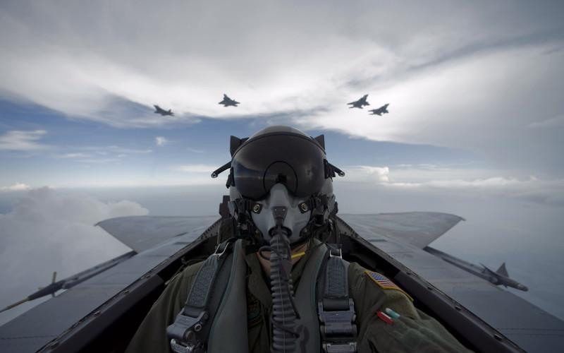 Jets Pilot Wallpaper - Jets Pilot Wallpaper