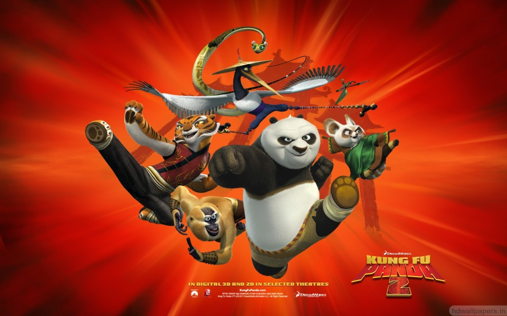 Kungfu Panda Wide - Kungfu Panda Wide