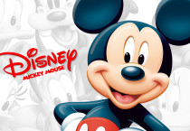 Mickey Mouse 3D Wallpaper - Mickey Mouse 3D Wallpaper