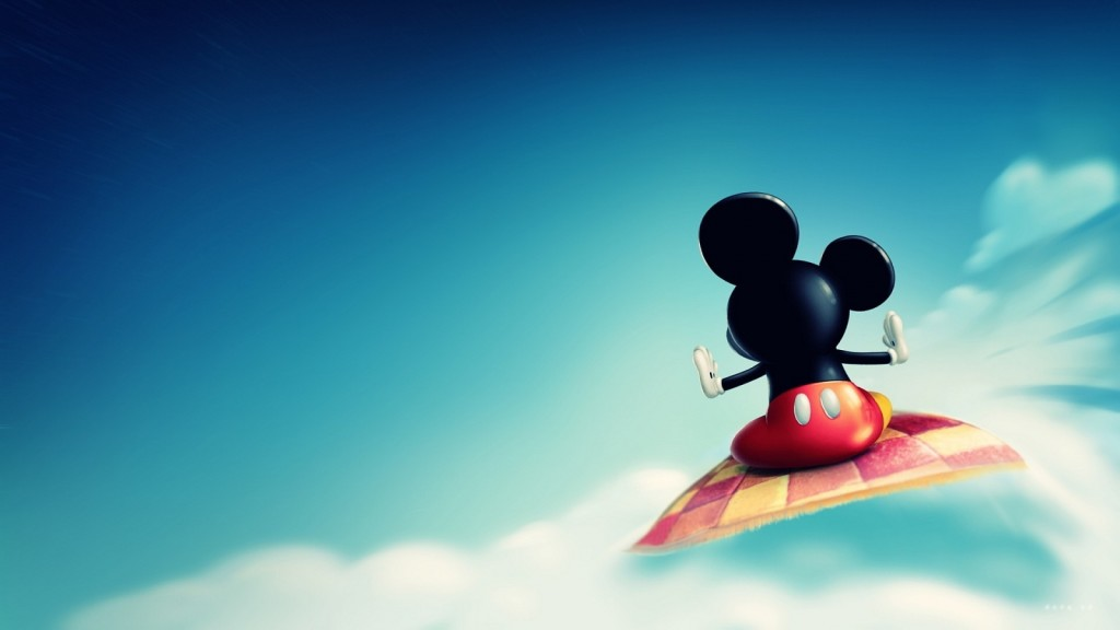 Mickey Mouse To The Sky - Mickey Mouse To The Sky