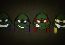 Ninja Turtles Wallpaper - Ninja Turtles Wallpaper
