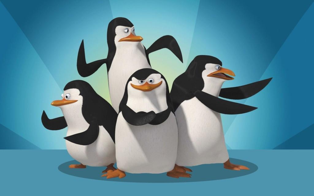 Penguins Escape Of Madagascar - Penguins Escape Of Madagascar