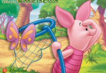 Piglet The Pooh Wallpaper - Piglet The Pooh Wallpaper