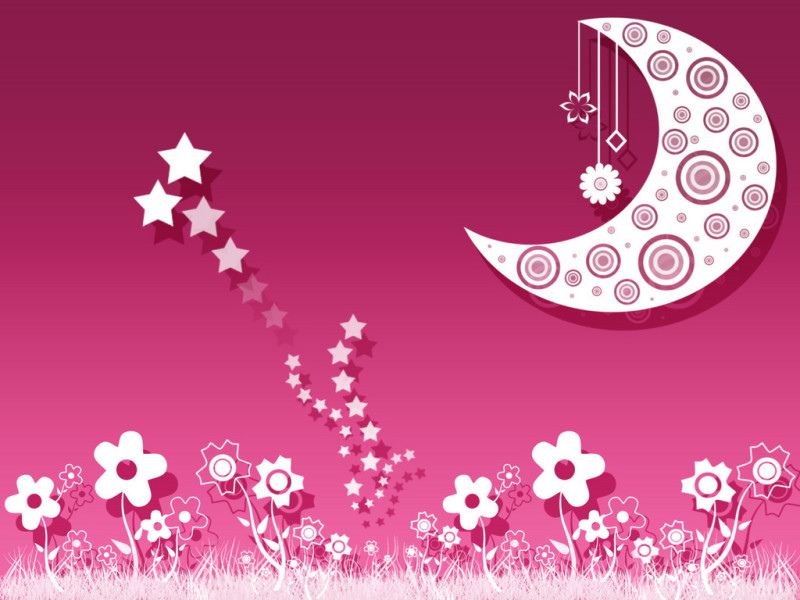 Pink Moon Wallpaper - Pink Moon Wallpaper