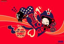 Pucca Punk Desktop - Pucca Punk Desktop