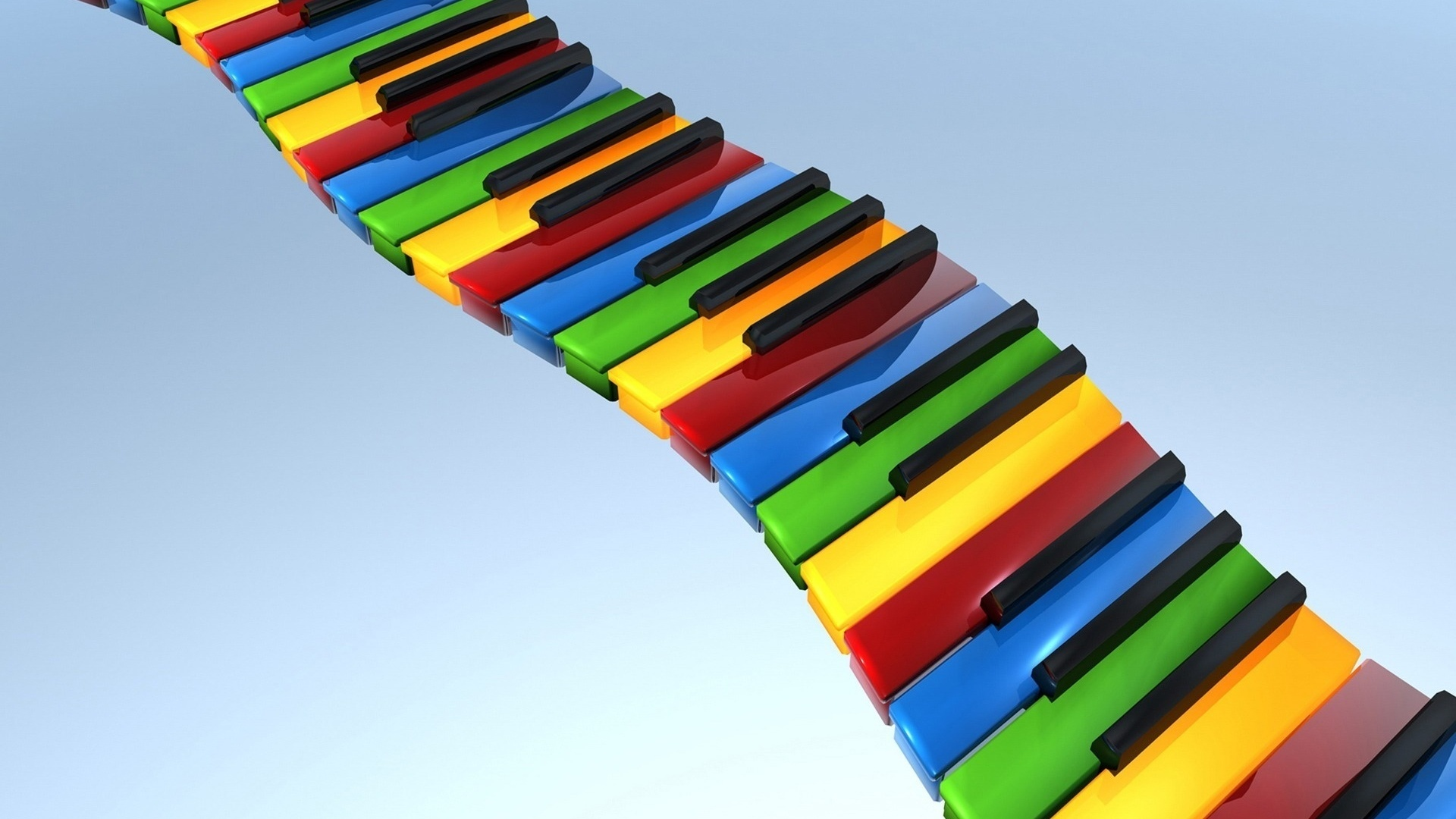 Rainbow Key Tuts - Rainbow Key Tuts