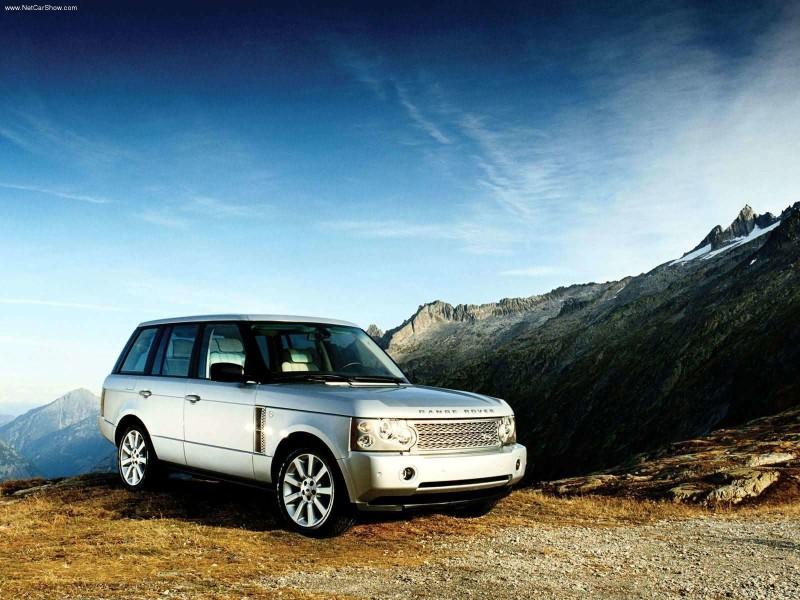 Range Rover Supercharged 2006 - Range Rover Supercharged 2006
