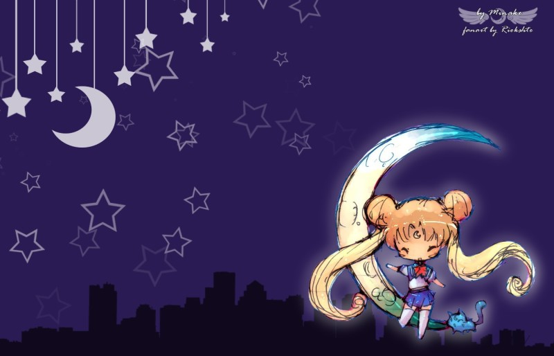 Sailor Moon Wallpapers - Sailor Moon Wallpapers