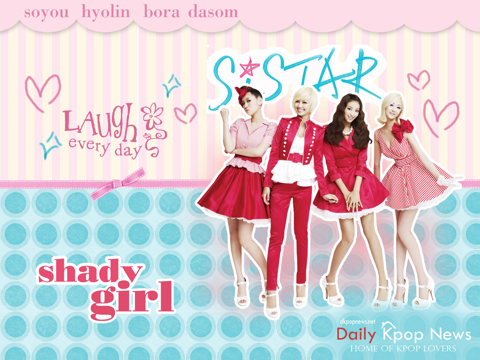 Shady Girl Wallpaper - Shady Girl Wallpaper