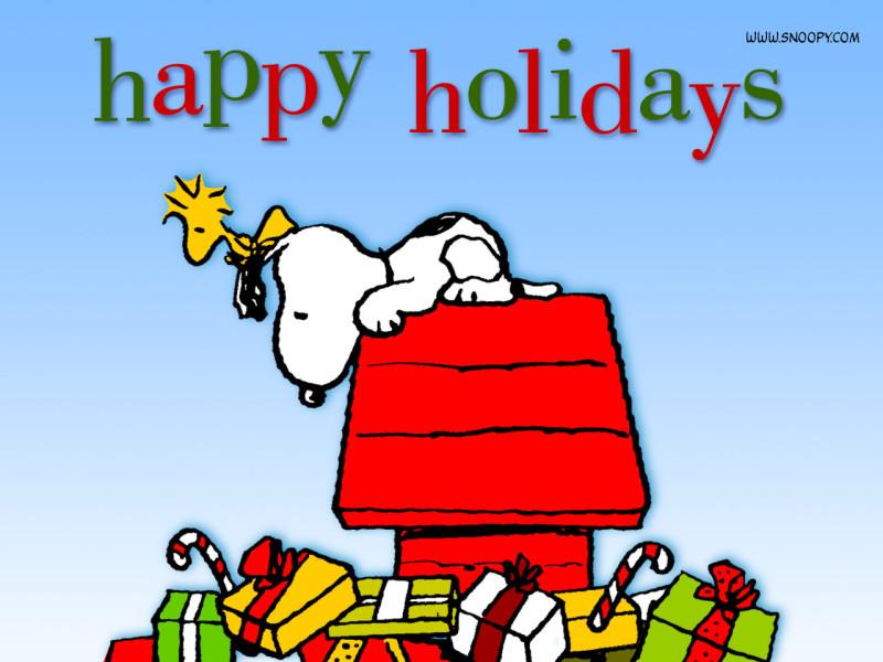 Snoopy Christmas Holiday - Snoopy Christmas Holiday