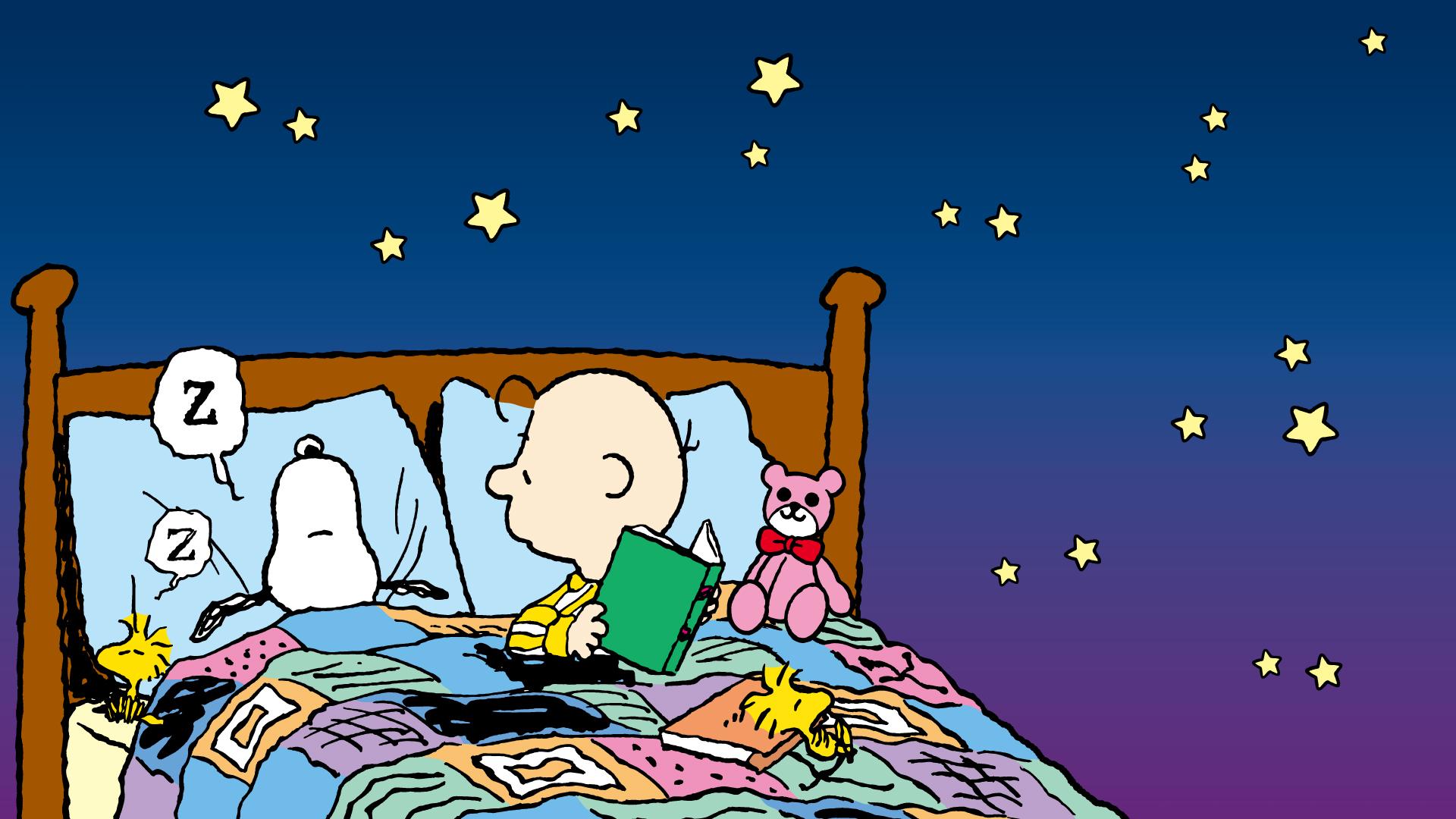 Snoopy Sleeping Wallpaper - Snoopy Sleeping Wallpaper