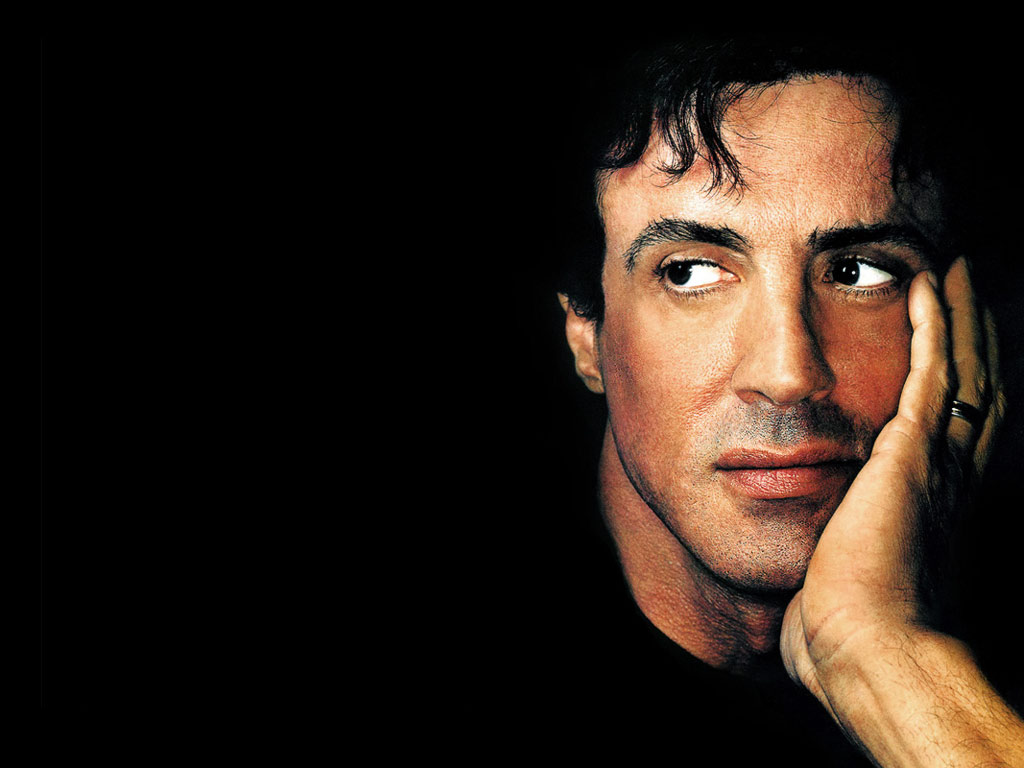 Sylvester Stallone Black Wallpaper - Sylvester Stallone Black Wallpaper