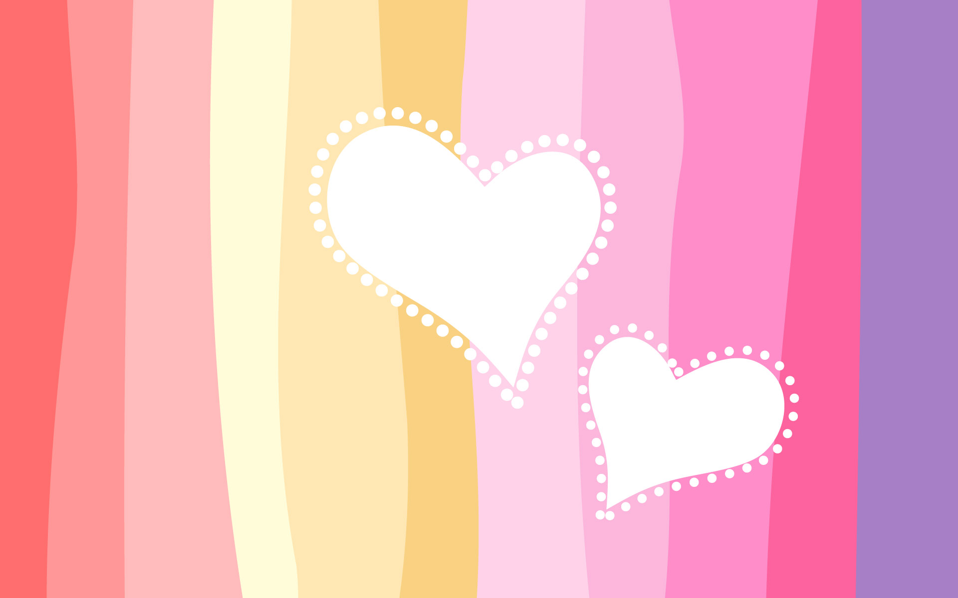 Valentine Colorful HD Wallpaper - Valentine Colorful HD Wallpaper
