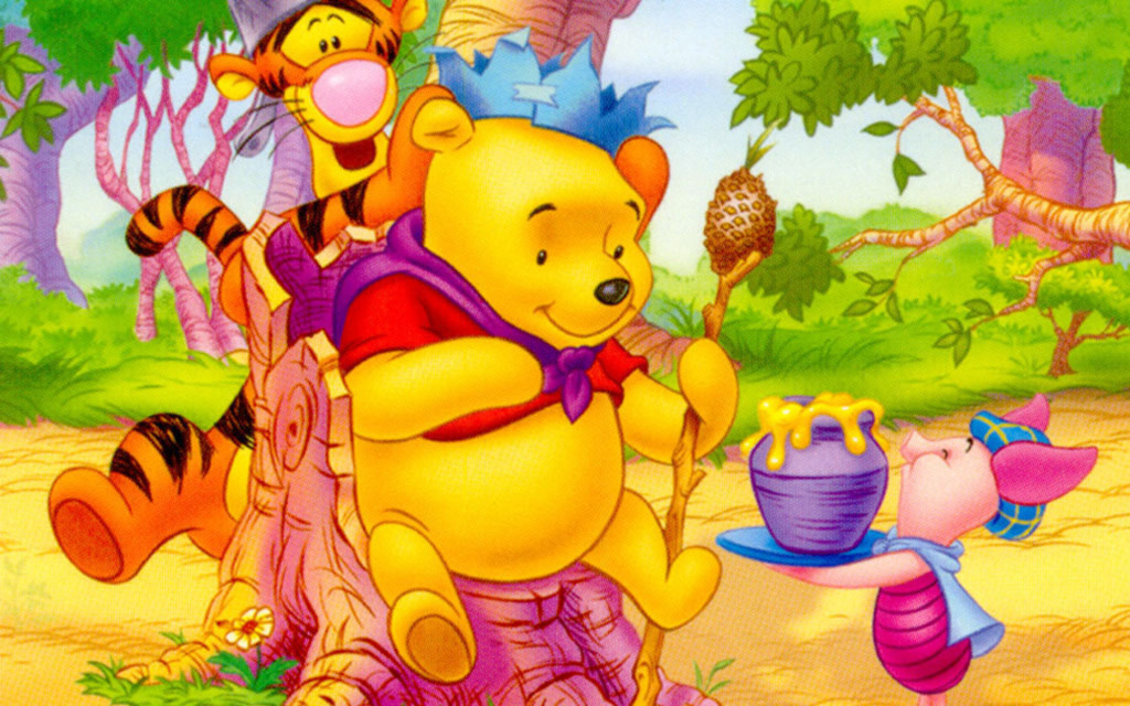 Winnie The Pooh Widescreen - Winnie The Pooh Widescreen