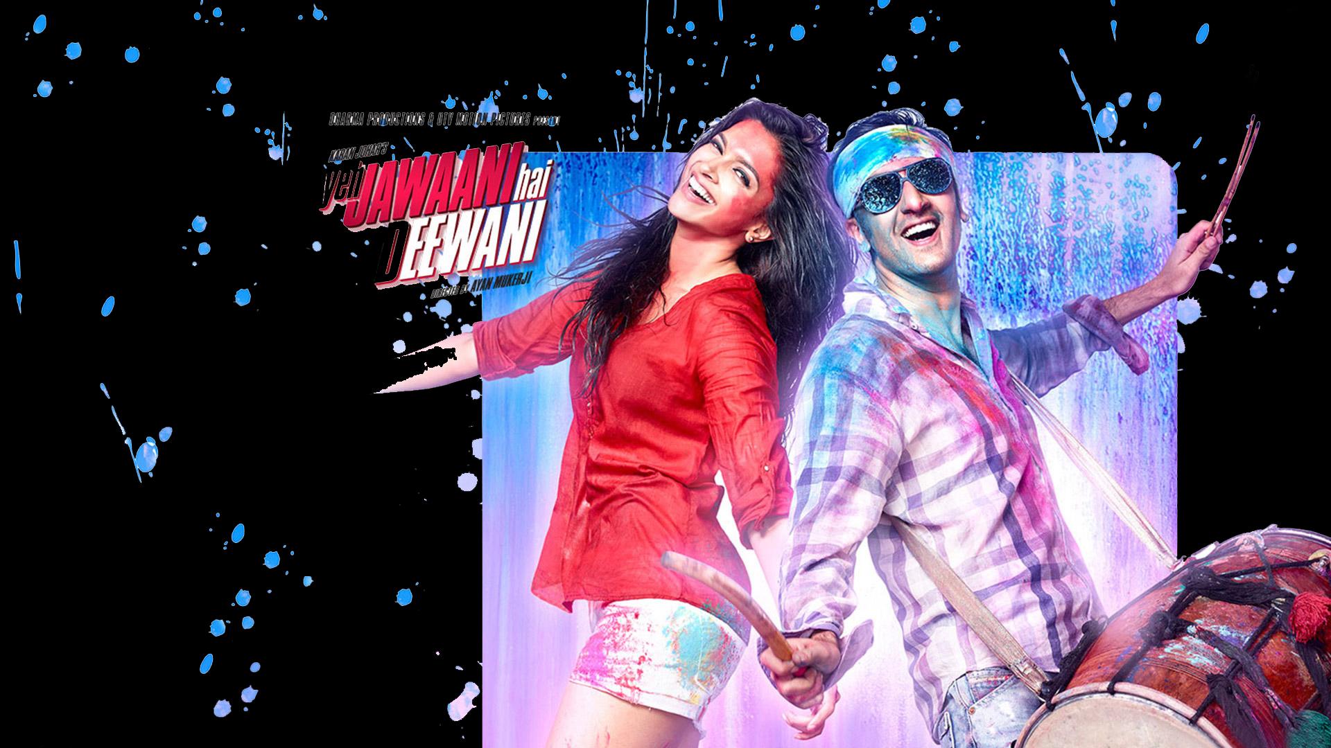 Yeh Jawaani Hai Dewaani Wallpaper Movie