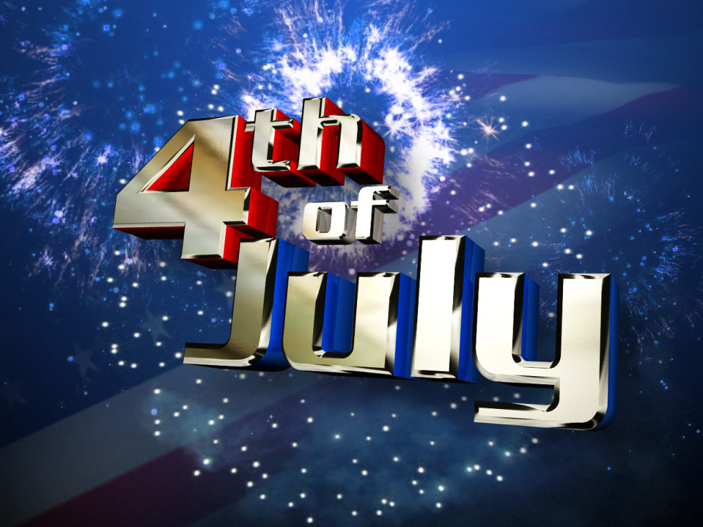 4th Of July 3D - 4th Of July 3D