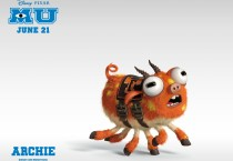 Archie Monsters University HD Wallpaper - Archie Monsters University HD Wallpaper