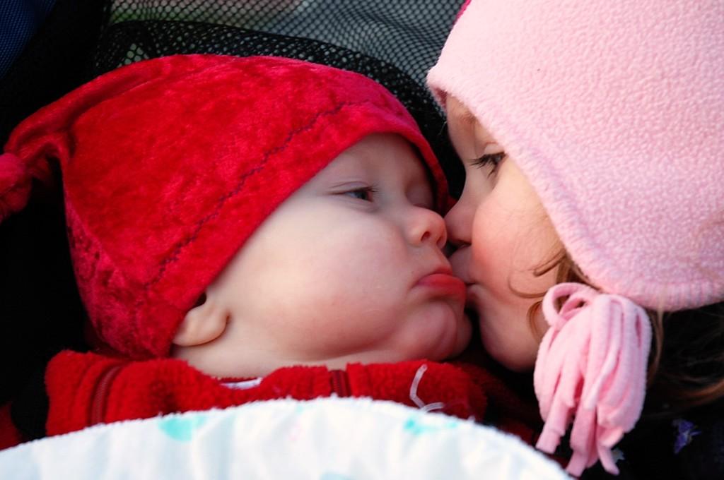 Babies Kissed - Babies Kissed