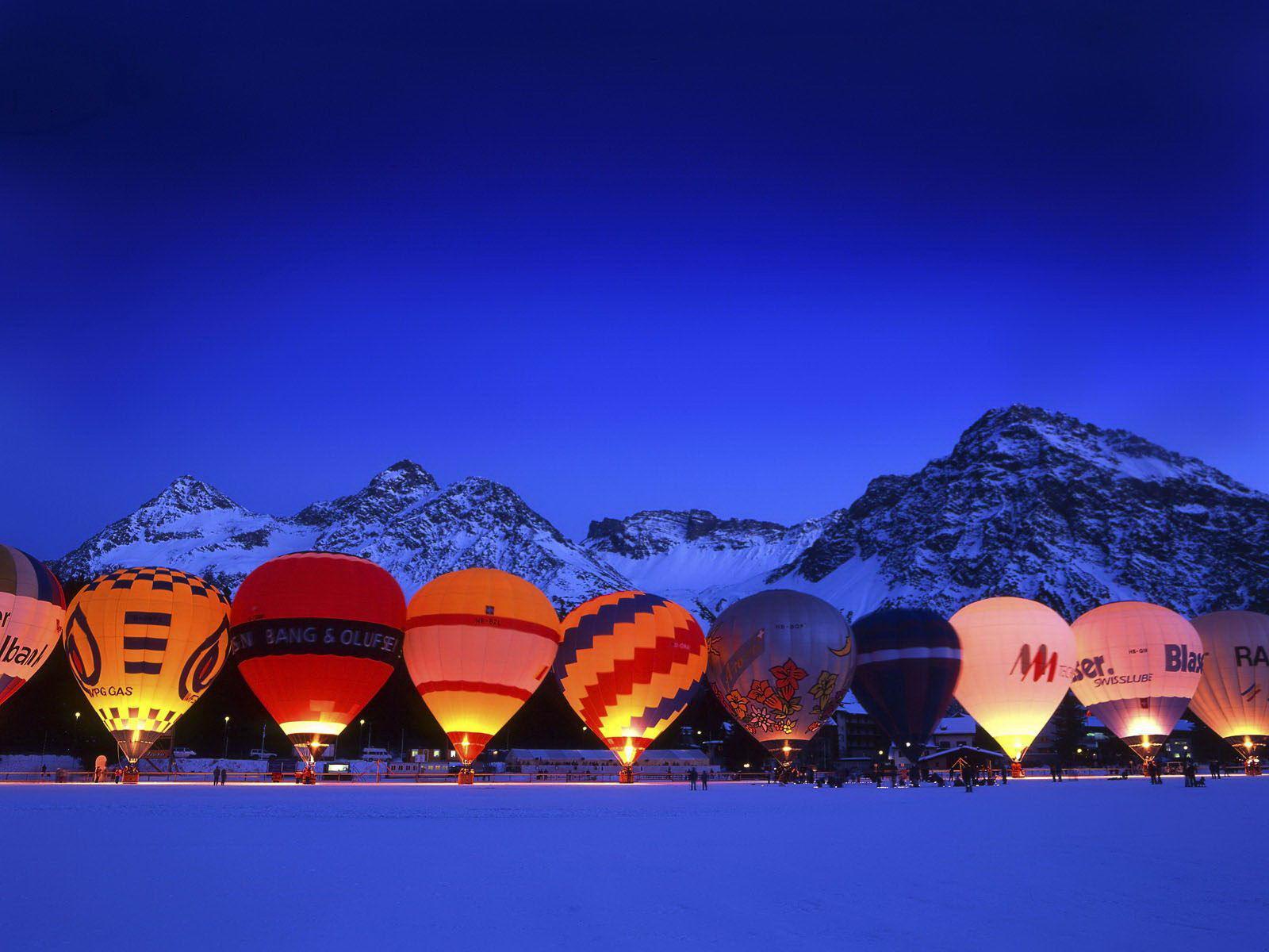 Balloons Air Parade - Balloons Air Parade