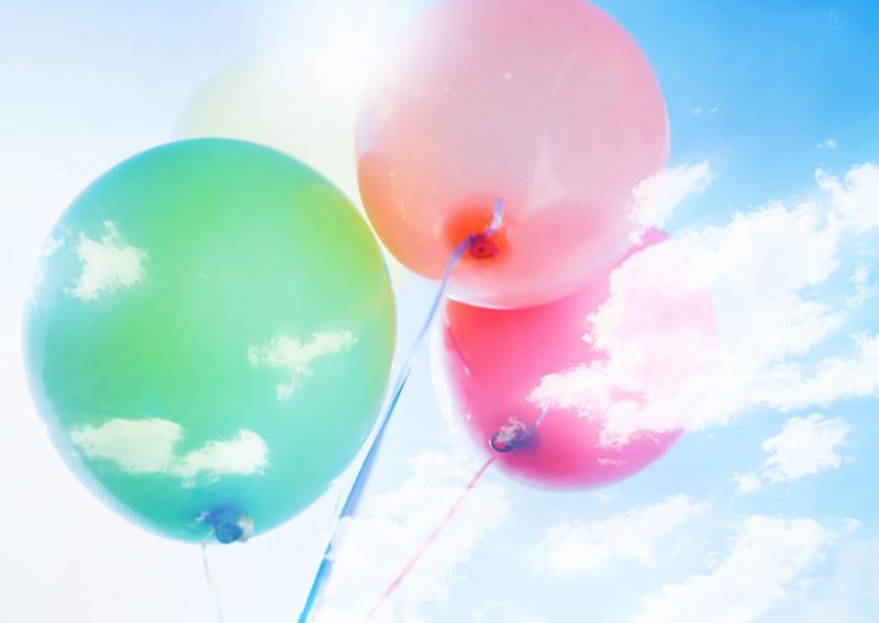 Balloons Desktop Wallpaper - Balloons Desktop Wallpaper