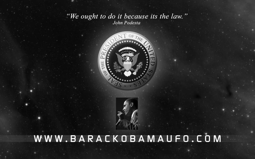 Barackobama Ufo - Barackobama Ufo