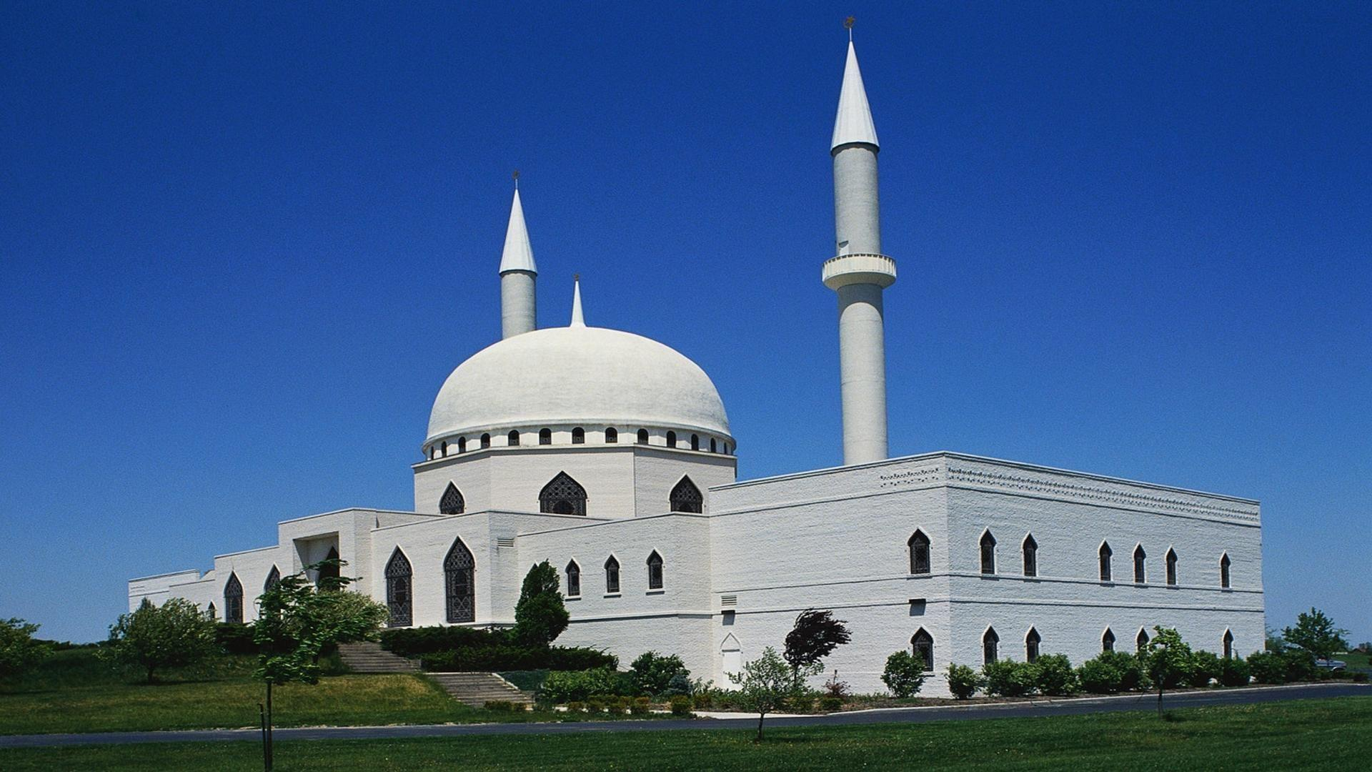 Beautiful Clearly Mosque Architecture