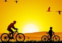 Bike Sunrise Pass Away - Bike Sunrise Pass Away