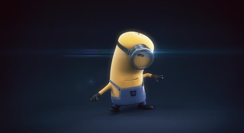 Confuse Minion Despicable Me 2 - Confuse Minion Despicable Me 2